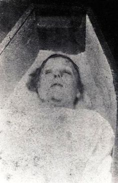 Mary Nichols Jack the Ripper victim Picture.