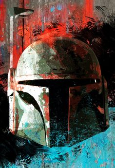 Boba Fett Print - by The Decorium Studios