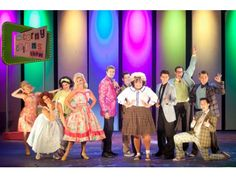 In Fullerton, 'Hairspray' stands up as socko entertainment - The ...