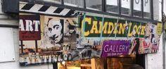 Camden Lock Camden Lock, London View, Locs, Gallery, Art, Art Background, Roof Rack, Kunst, Performing Arts