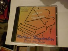 CD: Mathias Wunderbar-A WEEK IN TAORMINA -electric jazz fusion- OVP MINT