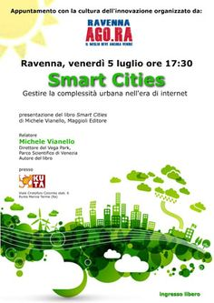 Eccoci a Ravenna #smartcities