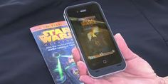 Augmented Reality App For Star Wars Weekends
