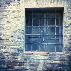 Detail Fermo Stripe Festival art and architecture   window   wall   stone  