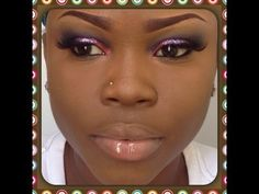 1000+ Images About Make-up For Black Women On Pinterest | Makeup Artists Lyrics And Rainbow Makeup