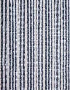 Lenox Denim/White Rug - beach-style - Area Rugs - Hook & Loom Rug Company