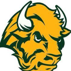 North Dakota State University Bison!!