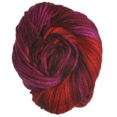 Malabrigo Chunky Yarn - 242 Intenso