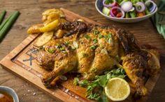 Try Piri Piri Chicken at Fine Living EMEA
