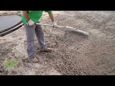 How to Prepare Soil for Planting Grass Seed - Nature's Finest Seed - YouTube