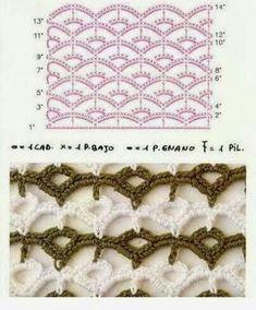 Modele pentru a croșetat / croșetat / Crochet pentru incepatori