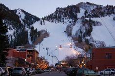 Aspen, Colorado - Spent my Honeymoon here !