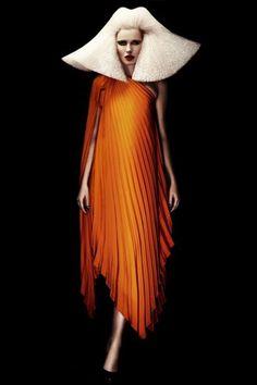 exercicedestyle:By the Architect, Zaha Hadid
