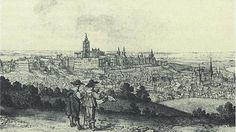 VÁCLAV - WENCESLAUS HOLLAR (1607–1677) Prague