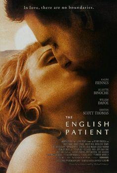1996 - El paciente inglés (The English Patient) Anthony Minghella