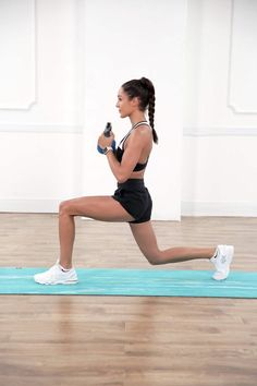 Kayla Itsines Will Work You Out in 28 Minutes With This Killer Circuit