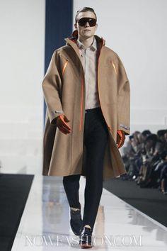 Dirk Bikkembergs Sport Couture Menswear Fall Winter 2013 Milan