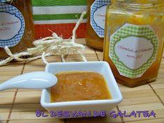 EL DESVAN DE GALATEA MERMELADA DE MELOCOTON http://eldesvandegalatea.blogspot.com.es/2012/08/mermelada-de-melocoton.html