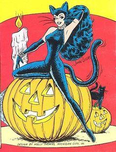 Catwoman Halloween
