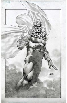 magneto drawing | More from ~ thepunisherone