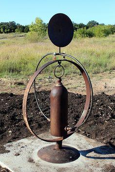Sculpture – Craig Blaha Fine Art Sound Sculpture, Wind Sculptures, Metal Art Sculpture, Welded Art, Metal Art Decor, Metal Yard Art, Scrap Metal Art, Welding Art Projects, Metal Art Projects