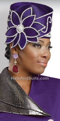 Image detail for -home new arrivals donna vinci couture church hat h2045