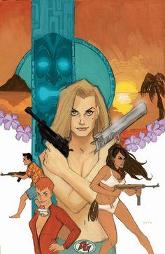 Danger Girl: Hawaiian Punch by Phil Noto