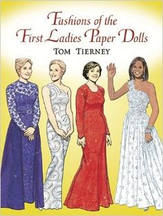 president dolls or paper dolls - Google Search
