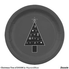 HAPPY HOLIDAYS CUTE CHALKBOARD HOLLY WREATH PAPER PLATE   Christmas Paper Plates   Pinterest   Christmas paper plates  sc 1 st  Pinterest & HAPPY HOLIDAYS CUTE CHALKBOARD HOLLY WREATH PAPER PLATE   Christmas ...