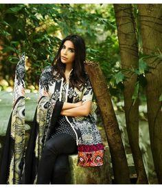 So Kamal Designer Lawn by Ayesha Farook Hashwani 2015 AHF-D-11-A
