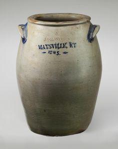 Maysville KY Stoneware