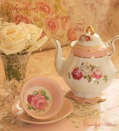 House and Home: A Valentine's Day Tea