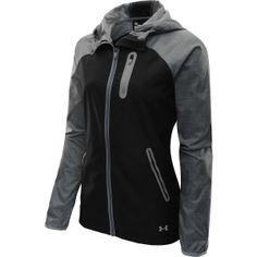 UNDER ARMOUR Women's Qualifier Woven Full-Zip Running Jacket - SportsAuthority.com