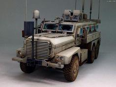 Cougar 6x6 MRAP   1:35 scale