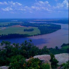 Petit Jean Mountain, AR. I go here every Labor Day weekend for the my Family Reunion. Home of The Greatest Weekend of the Year!!