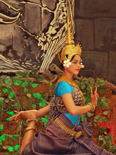 cambodian traditional dance by Shanaz,