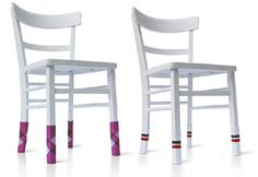 Socks for Chairs...i've been waiting so long
