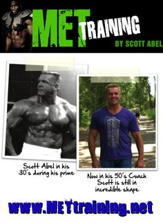 Scott Abel's MET Training Fat Burning, Burns, Health Tips, Muscle, The Incredibles, Training, Work Outs, Muscles, Excercise