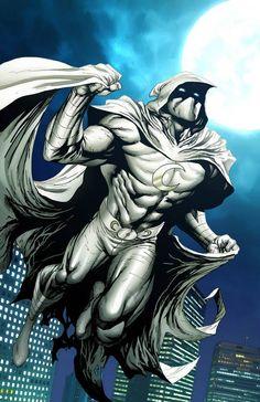 Moon Knight - Tyler Kirkham
