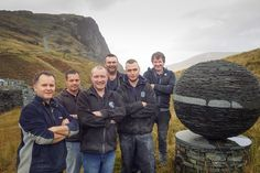 Honister to celebrate  20 years since ancient mine's revival http://www.cumbriacrack.com/wp-content/uploads/2017/02/Joe-Weir-far-right-and-the-slate-workshop-team.jpg Honister Slate Mine will be celebrating a very special anniversary next month, as it marks 20 years since the revival of England's last working slate mine    http://www.cumbriacrack.com/2017/02/13/honister-celebrate-20-years-since-ancient-mines-revival/