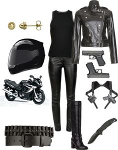 """Stylish Neighborhood Assassin"" by someliketoshop on Polyvore"