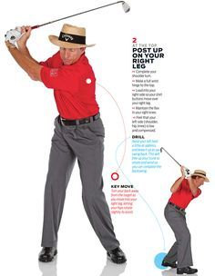 David Leadbetter - the swing step 2