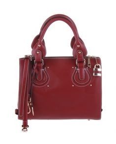 Star Fashion Style Noble Women's Tote Bag Red on BuyTrends.com, only price $31.25