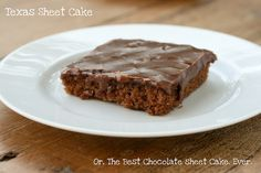 "Texas Sheet Cake (Pioneer Woman's ""The Best Sheet Cake"")"