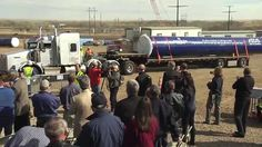Community leaders, contractors and partner communities celebrated the end of pipeline construction for the Southern Delivery System water project, one of the. Pipeline Construction, North West, Southern, Delivery
