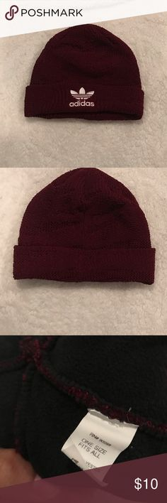 d008bcf39da50 Adidas beanie Hat Adidas hat brand new never worn adidas Other