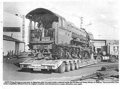 Railway Preservation in the & 1980s, Flying Scotsman, Steam Engine, Boiler, British Isles, Locomotive, Old Photos, Wordpress, Engineering