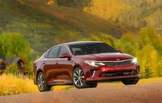 Motor'n   ALL-NEW 2016 KIA OPTIMA RECEIVES TOP SAFETY PICK PLUS RATING FROM THE INSURANCE INSTITUTE FOR HIGHWAY SAFETY
