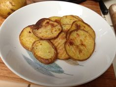 Mommy on the Money: Healthy Baked Thick-Cut Potato Chips