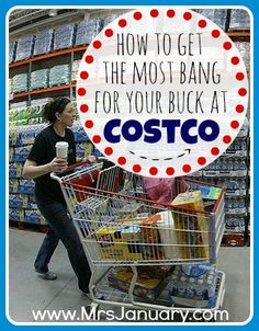 When people find out that I have a membership to Costco (cost is $55 or $110/year), they often ask me if I find it worth my money, and I always tell them y